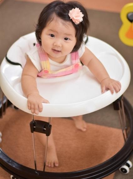 いつから 器 赤ちゃん 歩行